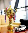LIFAN представил на Международном Автосалоне Чунцин-2014 раллийную модификацию LIFAN Х60