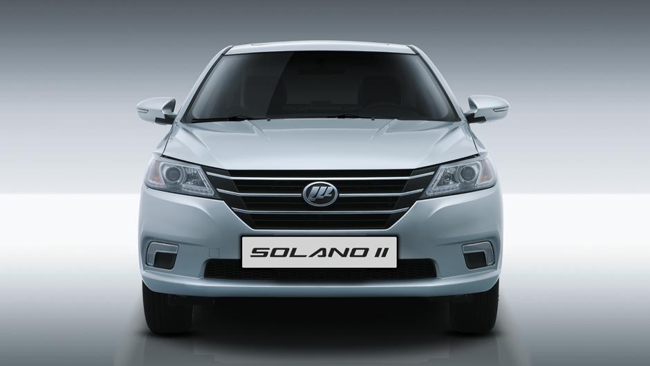 Компания Lifan представила в России новый Solano